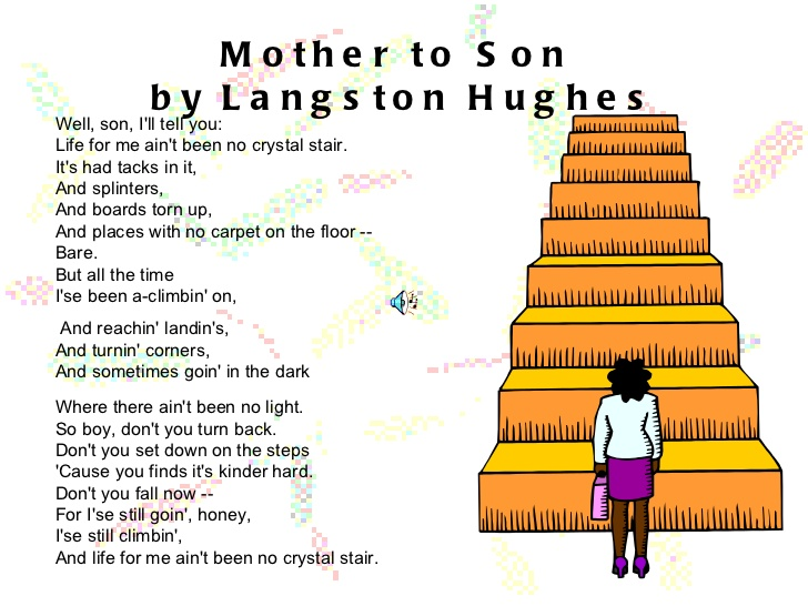 mother to son critical analysis